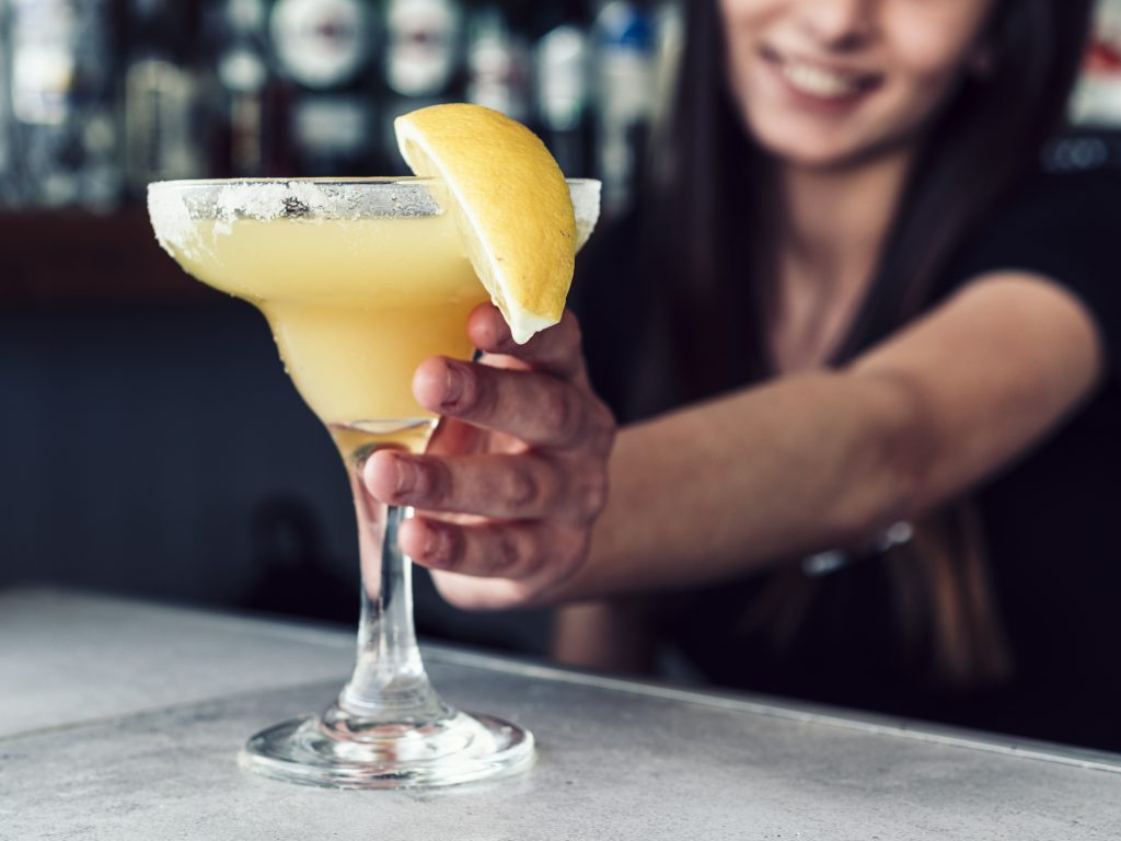 Hula Girl Easy Cocktail Recipes